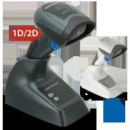 Datalogic, QBT2430, 2D, USB, KIT, BT, BLK,
