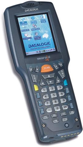 Datalogic, SKORPIO, 802.11B/G, +, B/T, ALPHA, KEYS,