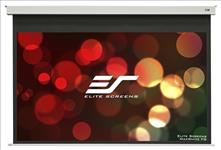 Elite, Screens100, Motorised, 16:9, Recesswd, Screen, IR, &, RF, Control, White, 12V, Trigger, Evanesce, B,