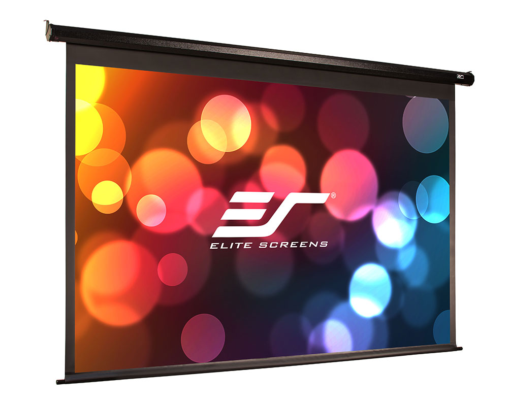 Elite, Screens, 100, Motorised, 16:9, Projector, Screen, With, Acoustic, Pro, UHD, Transparent, Material,