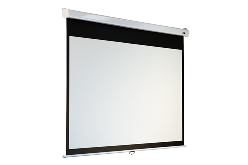 Elite, Screens, PRO, M120HSR-Pro, 120, (2.65m, wide), 16:9, Manual, Pull, Down, Screen, with, Slow, Retraction, and, WHITE, case,