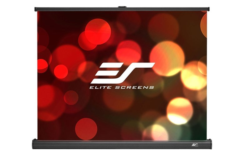 Elite, Screens, 45, Picoscreen, Tabletop, Portable, Projector, Screen,