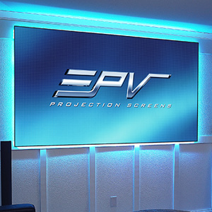 Elite, Screens, EF135H-PST, Polar, Star, eFinity, 135, 16:9, Thin, Edge,