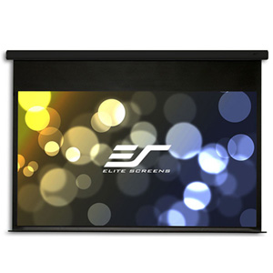 Elite, Screens, 141, MOTORISED, 16:9, PROJECTOR, SCREEN, FLOATING, WALL, MOUNT, IR, RF, &, 12V, POWERMAX, PRO,