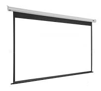 Elite, Spectrum, Series, 90, (1.9m, wide), 16:10, Electric, Projector, Screen, with, White, Casing, and, MaxWhite, Vinyl, surface,