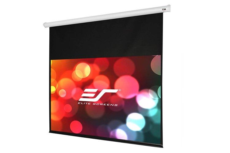 Elite, Screens, Starling, 2, 150, 16:9, wide, Electric, Projector, Screen,