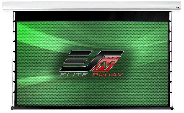 Elite, Screens, 135, 16:9, Acoustic, 4K, Tab, Tensioned, Motorised, Projector, Screen,