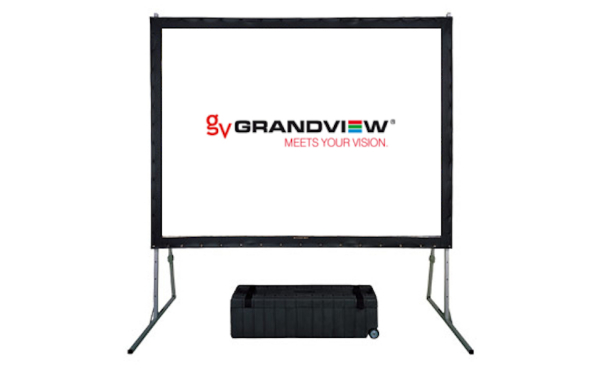 Grandview, 150, (16:9), GV, Fast, Fold, frame+case+front, fab, Image, size, 33,