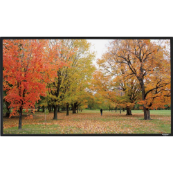 Grandview, Edge, premium, 8K, UltraHD, fixed, flocked, frame, screen, 12mm, frame, width, 150, 16:10, (UHD130, ISF, Certificated, Fab,
