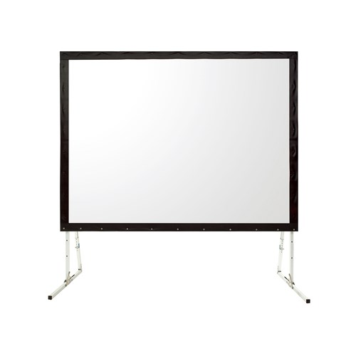 Grandview, 250, (4:3), Fast, Fold, Frame, Case, Rear, Fab, Image, size, 5080, x, 3810mm,