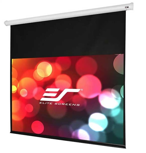 Elite, Screens, ST120XWH2-E12, 120, 16:9, Motorised, Fiber, Glass, Reinforced, Projector, Screen, -, Starling, Series,