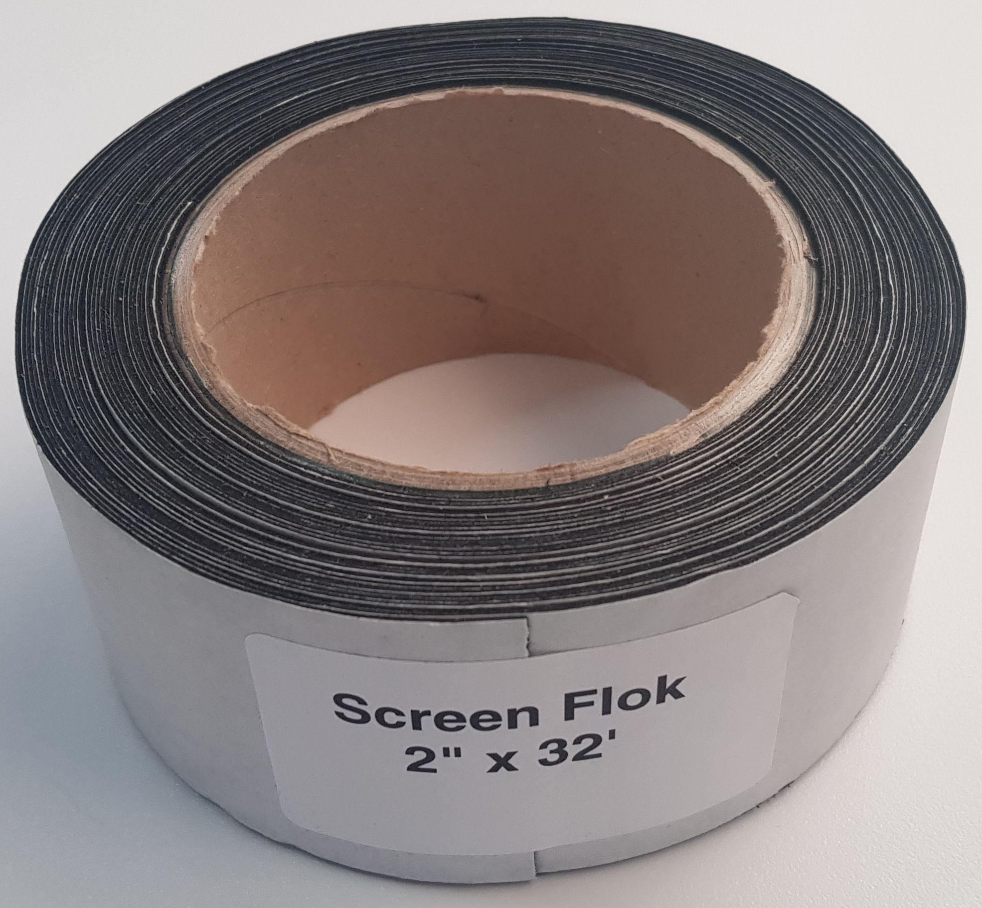 Screen, Goo, Flok, Tape, 9.75m, x, 5cm,