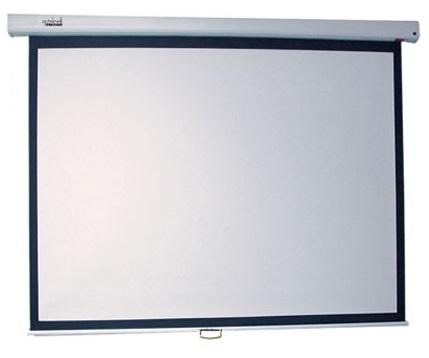 Optekneik, 106, 16:9, 2.34m, wide, manual, pull, down, screen,