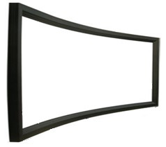 SG, Professional, J, Series, Curved, Home, Theatre, Screen, 3D, Silver, 16:9, Format, 126, (2.8m, *, 1.65m),