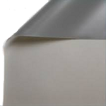 SG Audio Visual SR Series 3.2m wide Grey Flexible Rear Projection Fabric - by the linear metre.