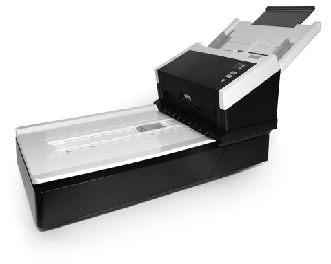 AVISION, AD250F, A4, 80ppm, Flatbed, and, Document, Scanner,