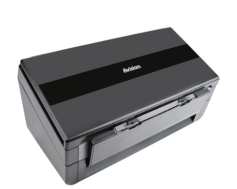 AVISION, AD370N, A4, 70ppm, Document, Scanner,