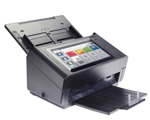 AVISION, AN360W, A4, 60ppm, Network, Document, Scanner,