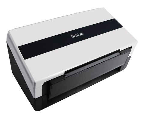 AVISION, AD345WN, 60ppm, A4, WiFi, Document, Scanner,