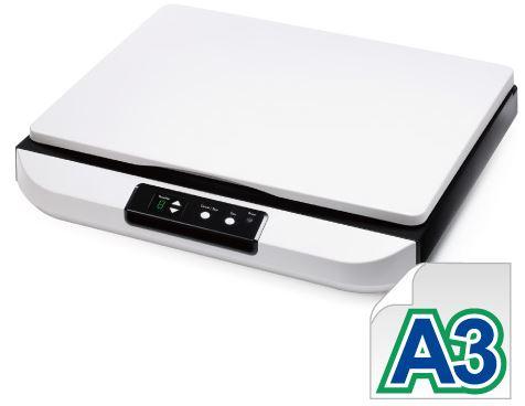 Avision, FB5000, A3, 600dpi, Flatbed, Scanner,