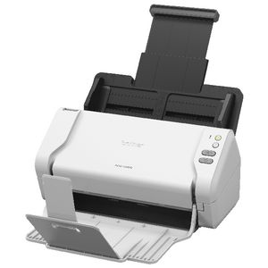 Brother, ADS, 2200, 35ppm, Single, Pass, DUPLEX, DOCUMENT, SCANNER,