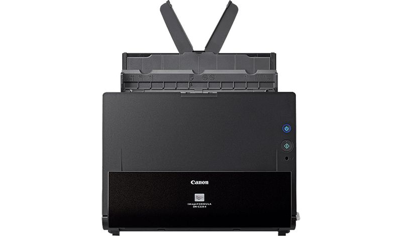 Canon, DRC225II, 25ppm, USB, A4, Document, Scanner,