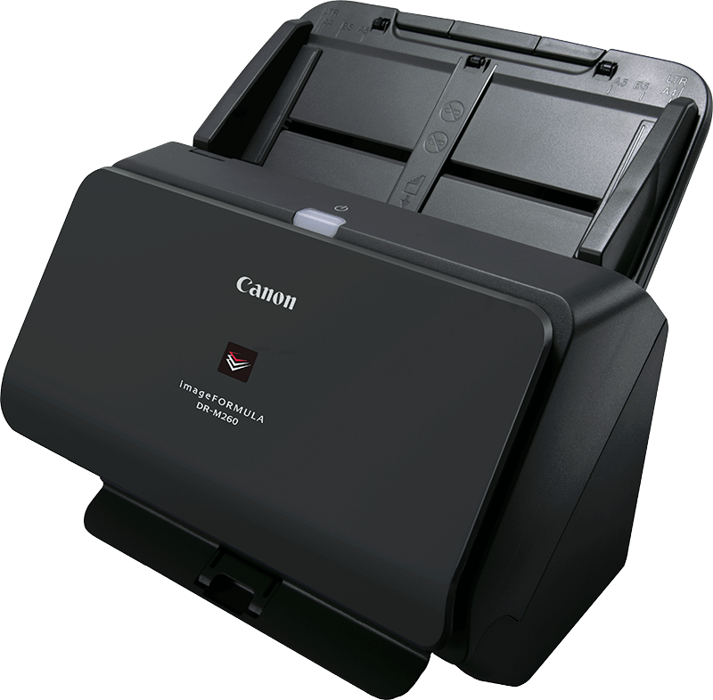 A4 Document/Canon: Canon, DR-M260, 60PPM, USB, A4, Document, Scanner,