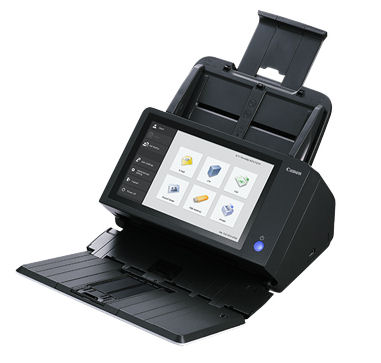 Canon, Scanfront, 400, Duplex, 45ppm, Network, Scanner,