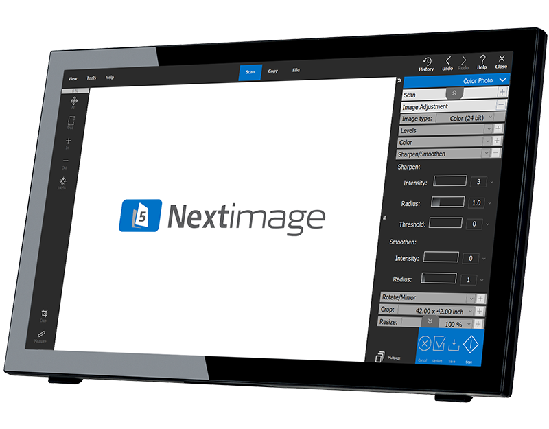Contex, Nextimage5, SCAN, plus, ARCHIVE, license, -, Full-featured, Productivity, Scanning, software, (v5.4.3),