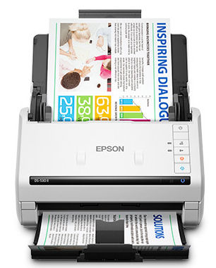 Epson, DS530II, 35ppm, A4, Document, Scanner,