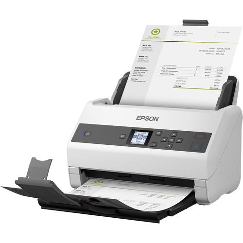 Epson, DS870, Scanner,