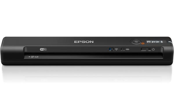 A4/Epson: Epson, ES60W, WiFi, Portable, Scanner,
