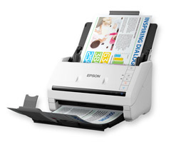 Epson, WorkForce, DS-570W, 35ppm, WiFi, Scanner,