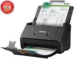 Epson, ES-500WR, A4, 35ppm, NFC, Document, Scanner, plus, Bonus, Warranty,