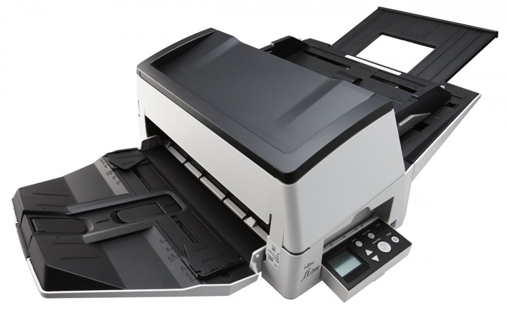 Fujitsu, FI-7600, A3, 100ppm, Duplex, Document, Scanner,