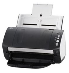 Fujitsu, FI-7140, A4, 40ppm, Duplex, Document, Scanner,