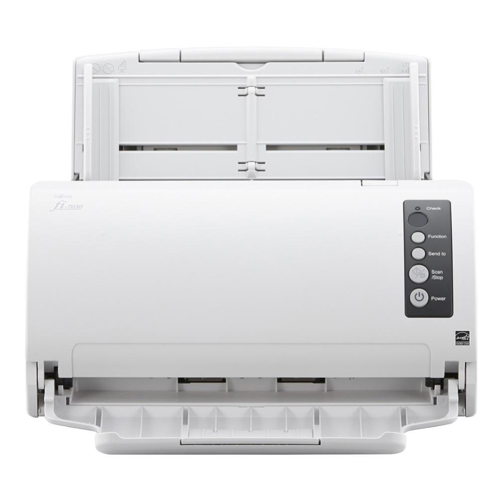 Fujitsu, FI-7030, A4, 27ppm, Document, Scanner,