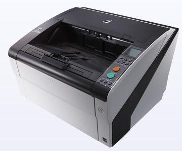 Fujitsu, FI-7800, 110ppm, Duplex, Document, Scanner,