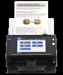 Fujitsu, N7100E, 25ppm, A4, Network, Scanner,
