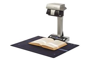 Fujitsu, SV600, Overhead, Book, Scanner,