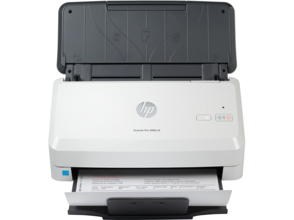 HP, ScanJet, Pro, 3000, A4, 40ppm, Document, Scanner,
