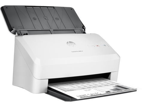 Hewlett-Packard, ScanJet, Pro, 3000, s3, Sheet-feed, Scanner,