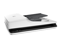 HP, Scanjet, PRO, 2500, Flatbed, Scanner, with, 50, sheet, ADF,