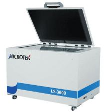 Microtek, LS-3800, A1, Flatbed, Scanner,