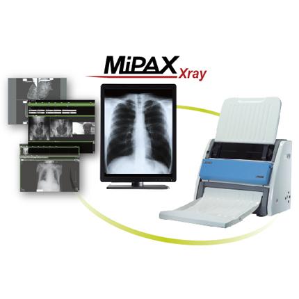 Microtek, MiPAX, X-Ray, Software,
