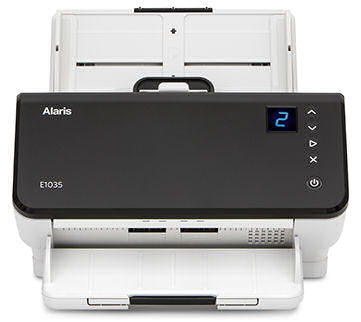Kodak, Alaris, E1025, A4, 25ppm, Duplex, USB, Document, Scanner,