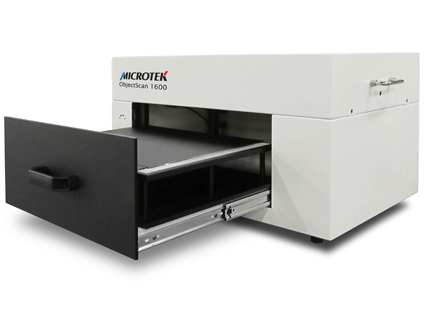 Gel Images/Microtek: Microtek, ObjectScan, 1600, herbarium, digitization, scanner,