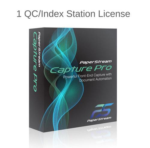 PS, Capture, PRO, (Version, 1.0), QC, /, Index, Station, Software, License*,