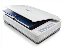 Plustek, OpticPRO, A320E, A3, 800dpi, Graphics, Scanner,