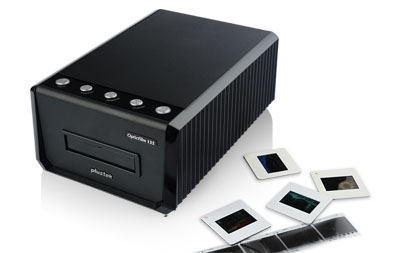 Plustek, Opticfilm, 135, 3600, DPI, Slide, and, Film, Scanner,
